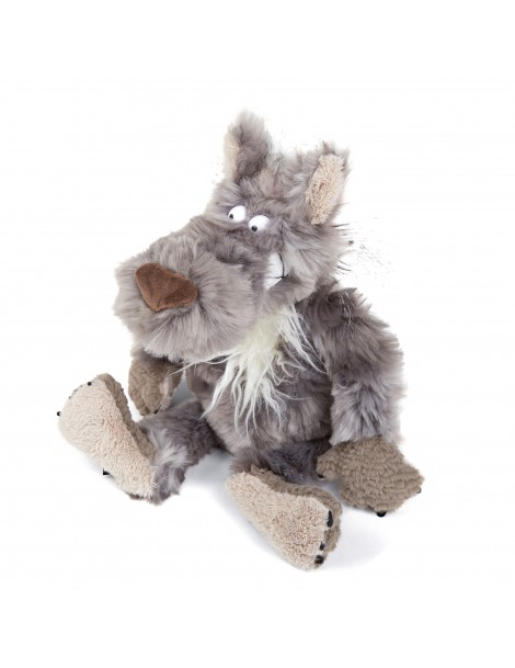Peluche Loup Collection Beasts Casual Friday -